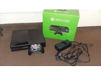 BOXED XBOX ONE CONSOLE