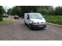 Renault traffic van swb 1.9 diesel 6 speed 12 months mot 2006/55