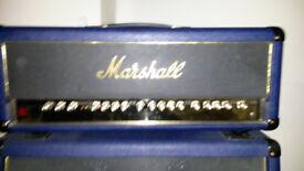 Marshall 6100 LE 30th Anniversary + matching 4x12