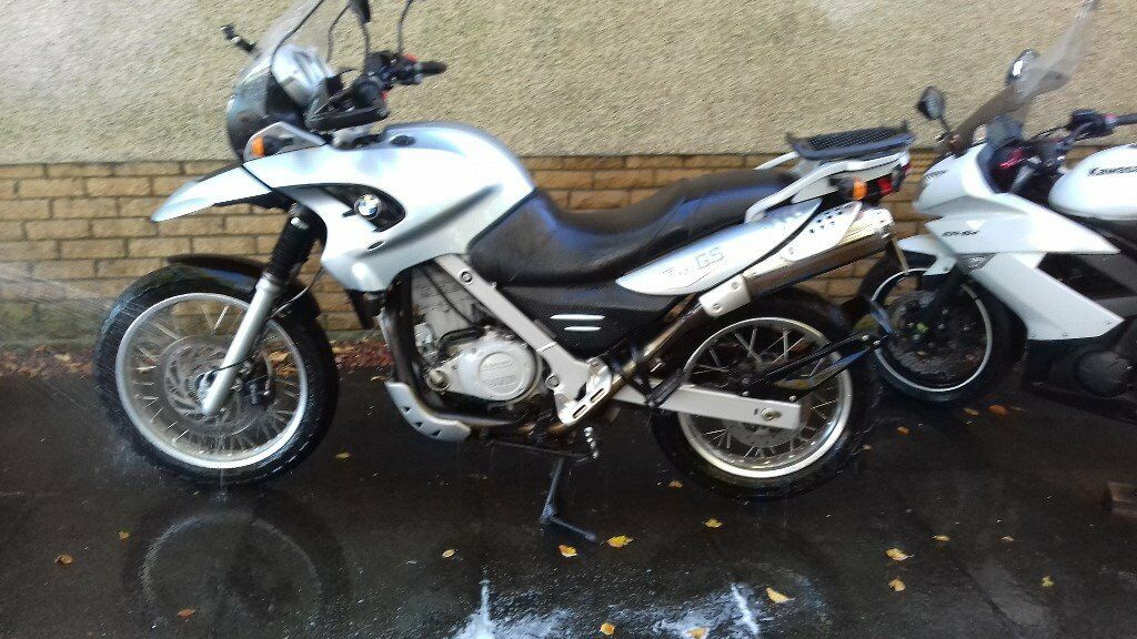 Bmw F650 Gs 2005 In Lenzie Glasgow Gumtree