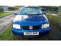 Volkswagen Bora 02 plate TOP SPEC Cheap.