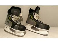 No Fear mens ice skates. Size 10.