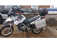 BMW F650 GS may SWAP WHY??