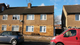 EARLSDON CV5 - EXCELLENT REFURBISHED 2 BED FLAT WITH SMALL PAVED GARDEN