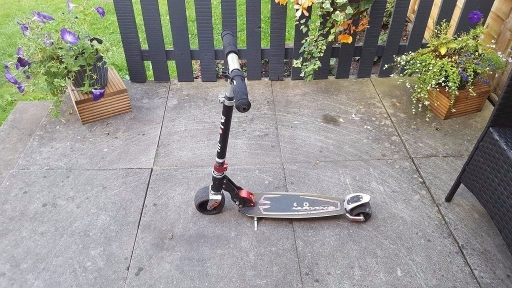 Micro Scooter Rocketin Coventry, West MidlandsGumtree - Micro Scooter Red & Black Micro Rocket. In used condition, odd scratches eg but in fully working order. New price 140