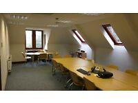 12 desks available now for £350.00 per desk per month