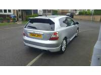 Honda civic 1.6 2005