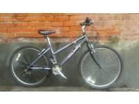 Ladies Raleigh lightweight bike