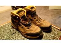 Hi tec walking boots size 10