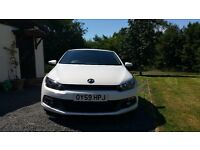 VW Scirocco 2.0l TSI DSG (210bhp) - Low Mileage/high spec -WATCH VIDEO