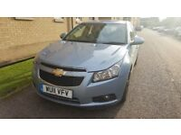2011 CHEVROLET CRUZE 1.6i 54K MILES AUTOMATIC 1 YEAR MOT LOW INSURANCE DRIVES PERFECT