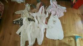 Baby winter clothes 0-3 months