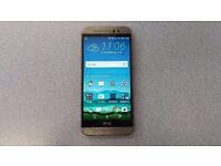 HTC ONE M9 UNLOCKED WITH RECEIPT