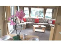 Accessible Static Caravan for Sale in Morecambe, Lancashire. Close to Blackpool.
