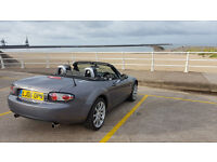 Mazda MX5 2.0 Option pack (Parrot bluetooth, Leather heated seats, Full loaded extras, LSD)