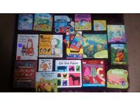 Childrens kids books 50p each or all for £5