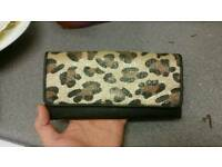 Ladies purse wallet clutch NEW