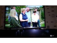 LG colour television m