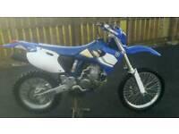 Yamaha WRF400