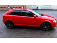 Audi A3 Black Addition 2.0 TDI
