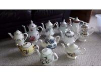 Vintage teapots for sale