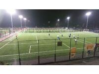 Football game Friday 19th Jan 2018