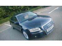 2006 Audi A8 3.0 TDi Quattro SE LWB 119K 1 OWNER CAR diesel Automatic PX swap part exchange