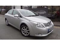 2009 Toyota Avensis 2.0 TR D-4D - ONLY 55,784 MILES - SERVICE HISTORY - not mondeo octavia insignia