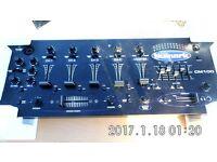 numark cm 100 disco mixer