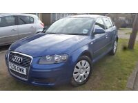 Audi A3 SPECIAL EDITION 5-door 1.6 patrol full service history timing belt done