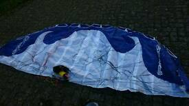 PKD Buster soulfly 3.3 meter traction power kite