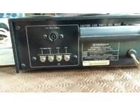 Pioneer TX-710L AM/FM Tuner (vintage)