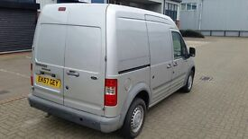 Ford transit connect T230 full service history 2007