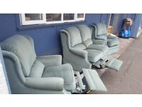 G Plan 3 Piece Suite In Great Condition