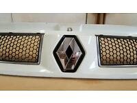 Renault Trafic grill