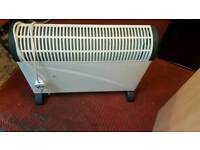 Convector heatre fully working in good condition