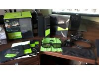 NVIDIA 3D Vision Glasses Kit (with emitter)