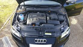 Audi A3 Sportback 2.0 TDI Black Edition