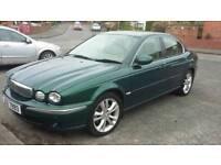 September 2007 jaguar x type se d. Mot February 2019. £1350 ono.