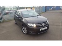 2015 DACIA SANDERO 1.0 22K FULL MOT 3 MONTH WARRANTY PX WELCOME