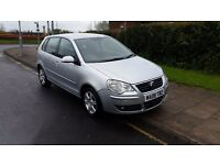 Volkswagen Polo 1.4 Match 5dr AUTOMATIC