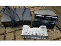 Kenwood car stereo cassette and multi CD changer
