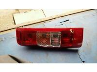 Ford transit rear light mk 6/7 lhs