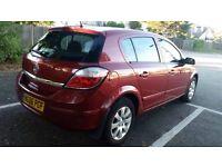 VAUXHALL ASTRA 1.4 petrol manual REG 2006 MOT AND TAX READY TO DRIVE cheap to run 50 mile galon