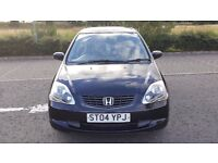 Honda Civic 1.6 i VTEC SE 5DR 2004
