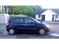 RELISTED Renault Scenic Dynamique 1.9 dci 70,000mls MOT FULL SERVICE HISTORY
