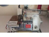 £320 brotherEF4-B531 industrial overlocker sewing machine for sale