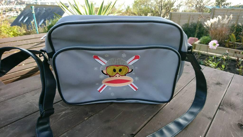Paul Frank shoulder bag.