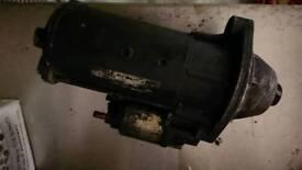 Starter motor 1996 passat 1.9 tdi