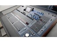 Yamaha DM2000 96 Channel Fully Automation Flying Faders